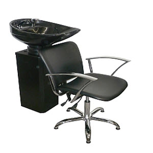 FURNITURE SHAMPOO CHAIRS & BASIN SETS