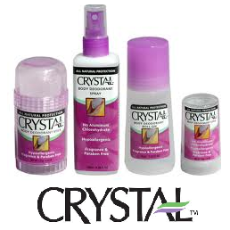 LIQUID PRODUCT DEODORANT CRYSTAL