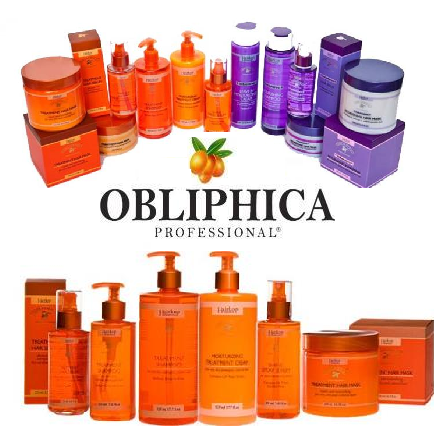 LIQUID PRODUCT OBLIPHICA HAIR TREATMENTS