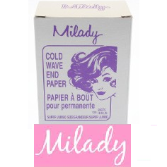 SUNDRIES PERM PAPERS MILADY