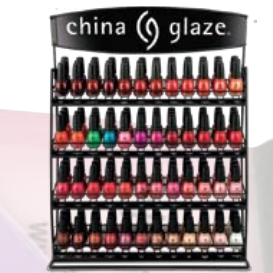 LIQUID PRODUCT NAIL POLISH CHINA GLAZE