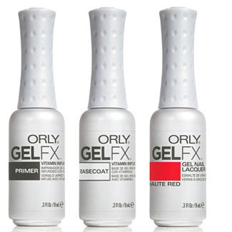 LIQUID PRODUCT GEL POLISH ORLY