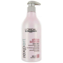 LOREAL  SHINE BLONDE PRODUCT