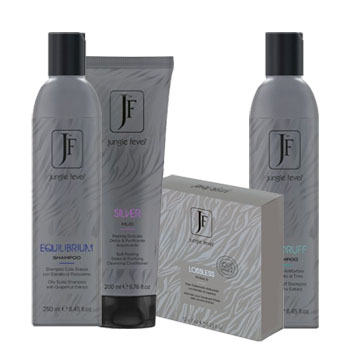 Jungle Fever Treatment Shampoo's