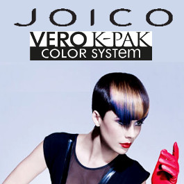 LIQUID PRODUCT JOICO VERO K-PAK PROFESSIONAL HAIR COLOR