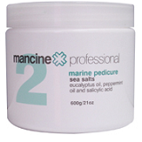 NO.2 MANCINE PEDICURE MARINE SEA SALTS - 600G