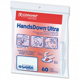 HANDS DOWN ULTRA NAIL COSMETIC PADS - 60PK