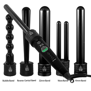 ELECTRIC H2D CURLERS AND STRAIGHTENERS