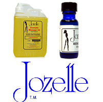 LIQUID PRODUCT MASSAGE OIL JOZELLE
