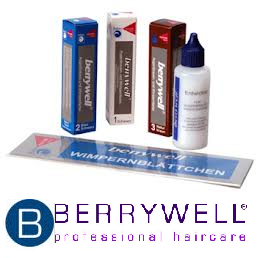 LIQUID PRODUCT EYELASH TINTS BERRYWELL