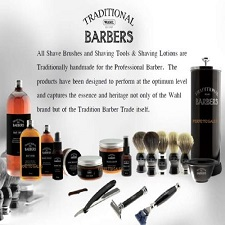 WAHL TRADITIONAL BARBERS SHAVE PRODUCT