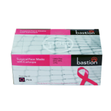 BASTION DISPOSABLE GLOVES-MICRO TEXTURED PINK